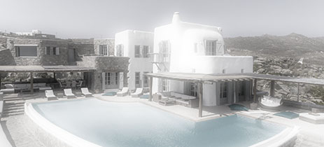Division architects: Residence in Mykonos V