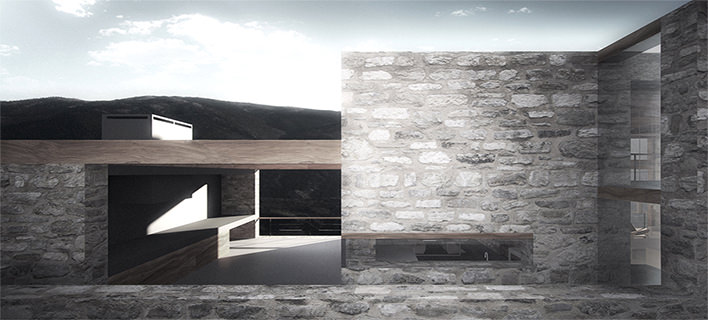 Division architects: Residence in Arachova I
