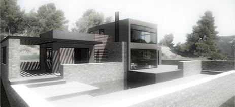 Loutraki Residence