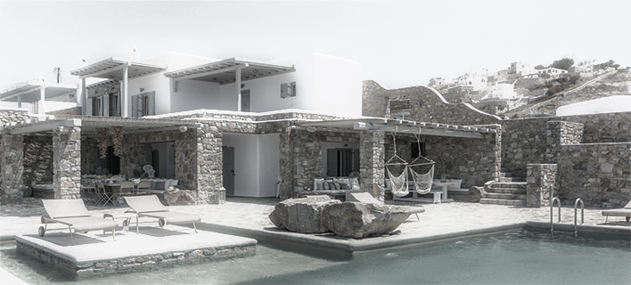 Division architects: Residence in Mykonos III
